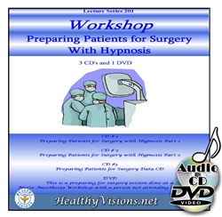 Preparing Patients for Surgery With Hypnosis Lecture workshop by Ron Eslinger