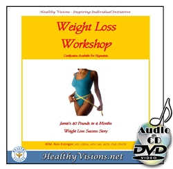 Weight Loss Training Workshop on DVD